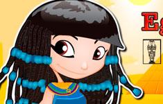 Наряди египтянку