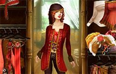 Одежда для пиратки